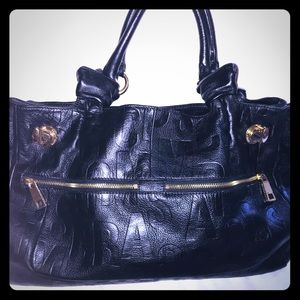 MARC JACOBS Classic Leather Shoulder Bag!